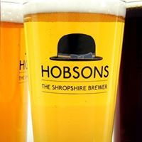 Shropshire Hills Catering provide mobile bars stocked with Hobsons beers and ciders