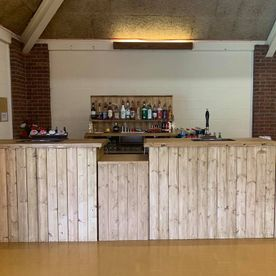 Shropshire Hills Catering Outside/Mobile Bar available to hire