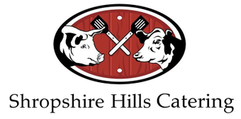 Shropshire Hills Catering Events Logo