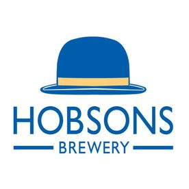 Hobsons Brewery logo, Hobsons products stocked in our Mobile Bar