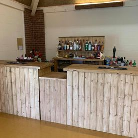 Shropshire Hills Catering Mobile Bar Hire Available