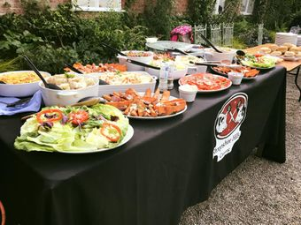 Shropshire Hills Catering mobile outdoor catering